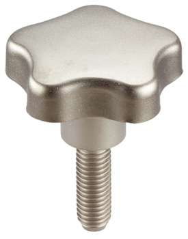 Grub Screws with Star Grip stainless steel