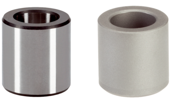 Bushings for positioning clamping pins