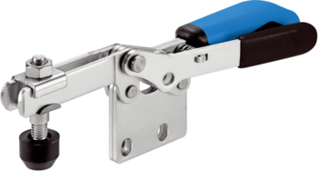 Horizontal Toggle Clamps
