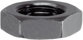 Lock nuts ISO 8675 (DIN 439) for index bolts and index plungers  IM0003529 Foto