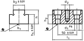Positioning Clamping Bars  IM0000762 Zeichnung