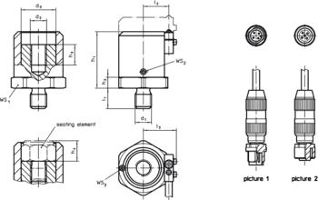 Retrieval Units with sensor  IM0009900 Zeichnung en
