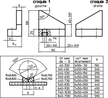 Demi-blocs en V droite/gauche  IM0000710 Zeichnung fr