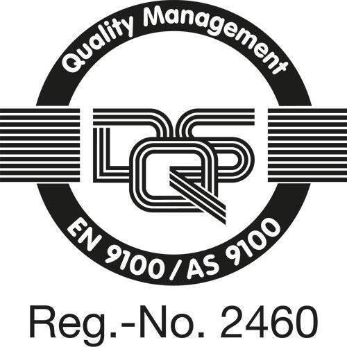 Certificazione a norma EN 9100