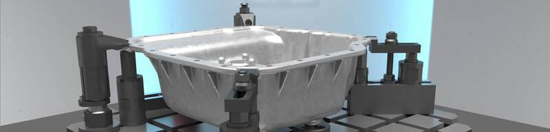 Modular Fixture Systems - fast and flexible installation