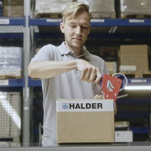 Halder Inside - invisible, but indispensable