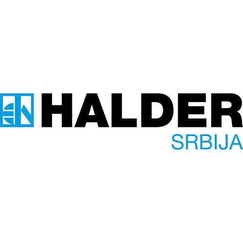 Halder d.o.o., Serbie