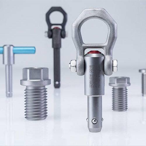 Lifting Devices - Lifting Pins and Threaded Lifting Pins