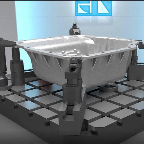 Systèmes de bridage modulaires - montage rapide et flexible